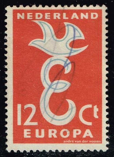 Netherlands **U-Pick** Stamp Stop Box #140 Item 30