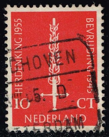 Netherlands **U-Pick** Stamp Stop Box #140 Item 48