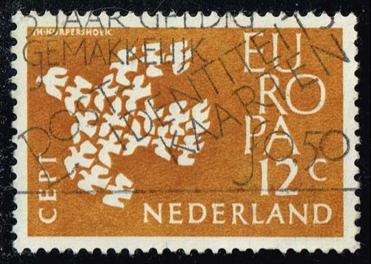 Netherlands **U-Pick** Stamp Stop Box #140 Item 54