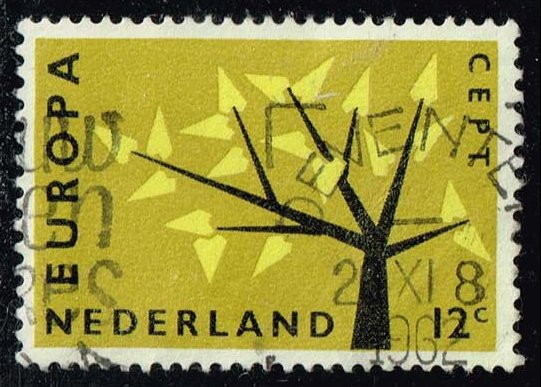 Netherlands **U-Pick** Stamp Stop Box #140 Item 56
