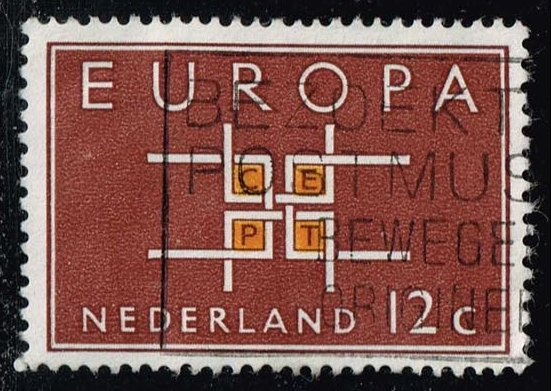 Netherlands **U-Pick** Stamp Stop Box #140 Item 57