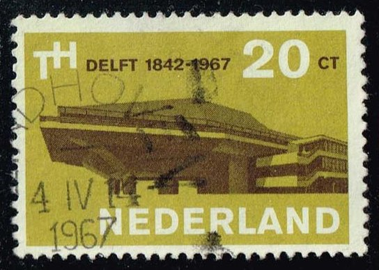 Netherlands **U-Pick** Stamp Stop Box #140 Item 60