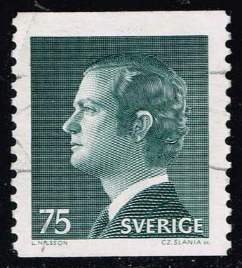 Sweden **U-Pick** Stamp Stop Box #140 Item 74