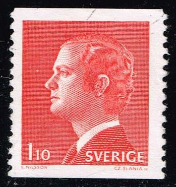 Sweden **U-Pick** Stamp Stop Box #140 Item 75