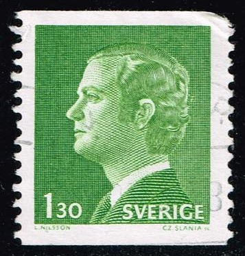 Sweden **U-Pick** Stamp Stop Box #140 Item 76