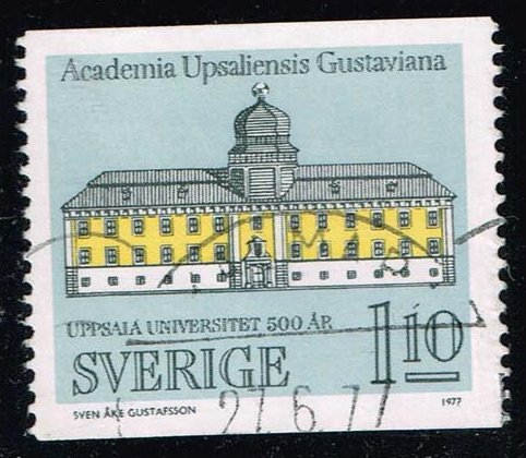 Sweden **U-Pick** Stamp Stop Box #140 Item 80