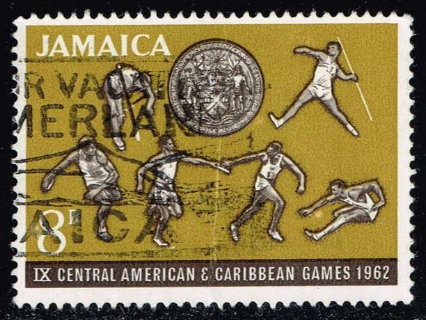 Jamaica **U-Pick** Stamp Stop Box #141 Item 10