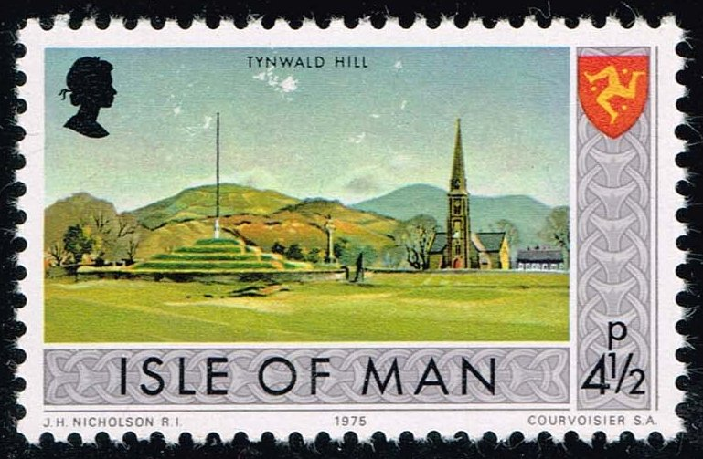 Isle of Man **U-Pick** Stamp Stop Box #144 Item 69