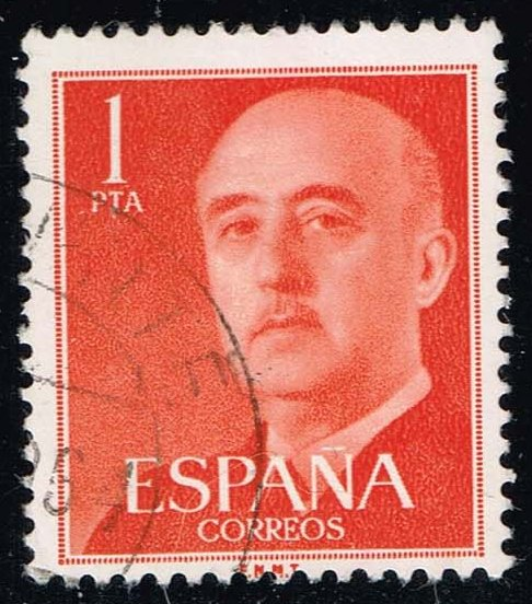 Spain **U-Pick** Stamp Stop Box #146 Item 04