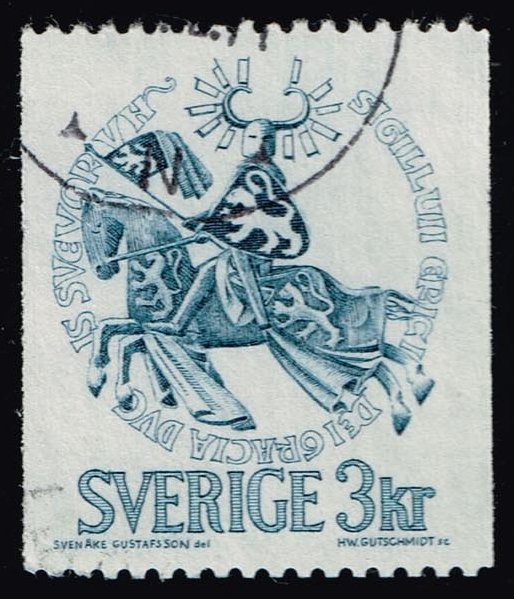 Sweden **U-Pick** Stamp Stop Box #146 Item 34