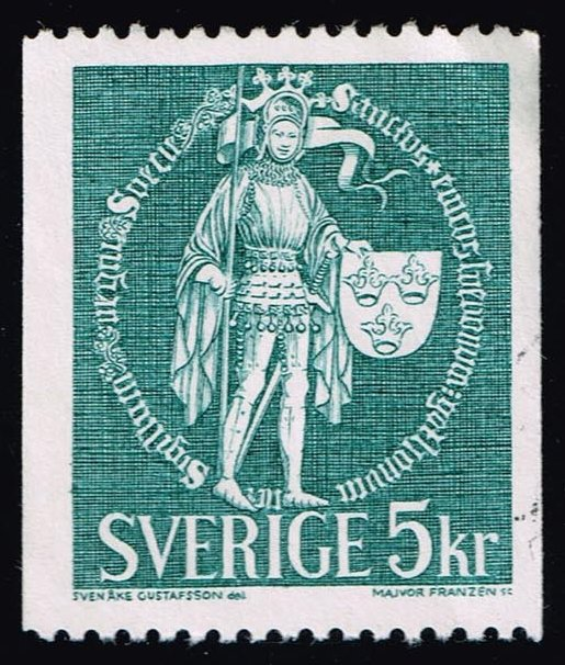 Sweden **U-Pick** Stamp Stop Box #146 Item 35