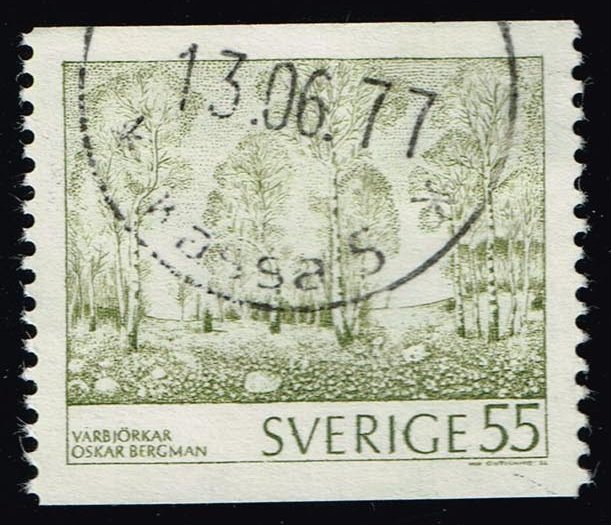 Sweden **U-Pick** Stamp Stop Box #146 Item 38
