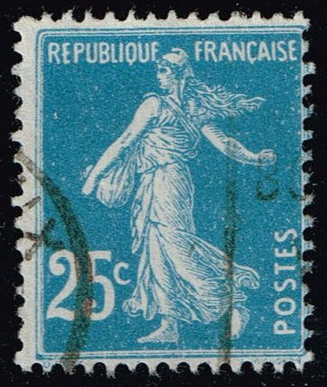 France #168 Sower; Used (0.25)