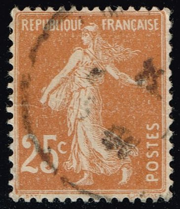 France #169 Sower; Used (0.25)