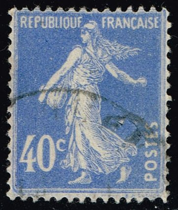 France #180 Sower; Used (0.50)