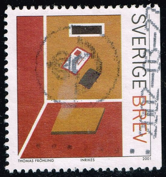Sweden #2422b The Letter; Used (1.50)