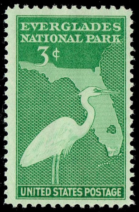US #952 Everglades National Park; MNH (0.25)