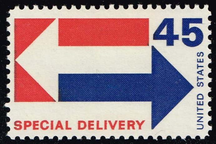 US #E22 Special Delivery; MNH (1.20)