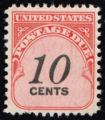 US #J97 Postage Due; Unused (0.25)