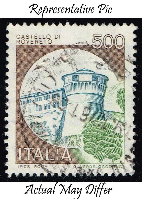 Italy #1426 Rovereto Castle; Used at Wholesale (0.25)