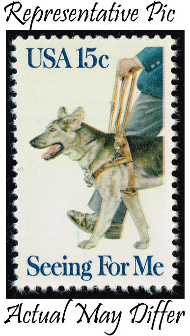 US #1787 Seeing Eye Dogs; MNH at Wholesale (0.30)