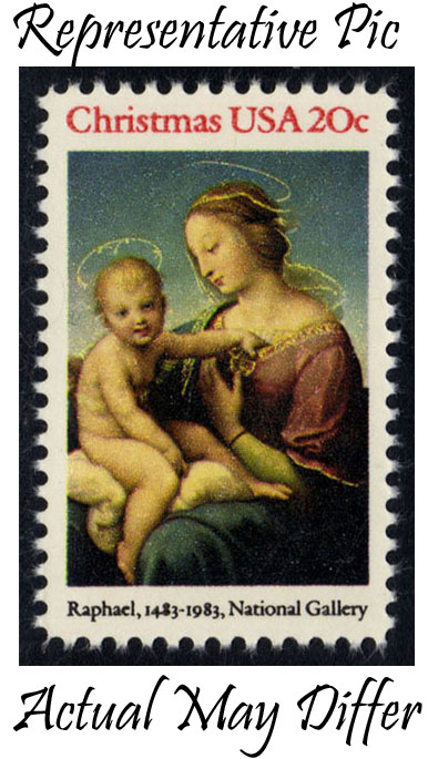 US #2063 Madonna and Child; MNH at Wholesale (0.40)