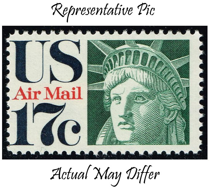 US #C80 Statue of Liberty; MNH at Wholesale (0.35)