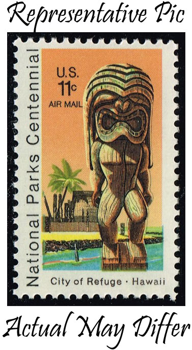 US #C84 Kii Statue and Temple; MNH at Wholesale (0.25)