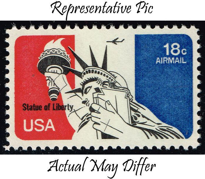 US #C87 Statue of Liberty; MNH at Wholesale (0.35)